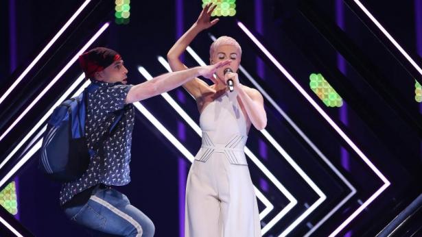 Активист с Евровидения рассказал об избиении полицией