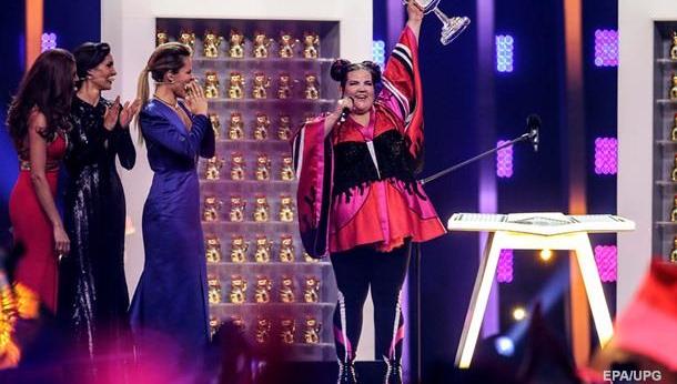 Победительница Евровидения отказалась ехать в Россию