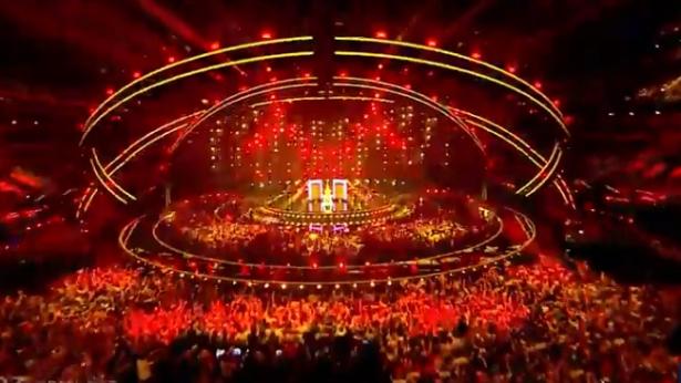 Названы лидеры первого полуфинала Евровидения-2018