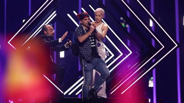 Участница Евровидения рассказала, как травмировалась на конкурсе